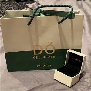 Pandora box and paper bag